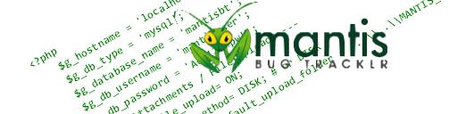 MantisBT : Premier pas